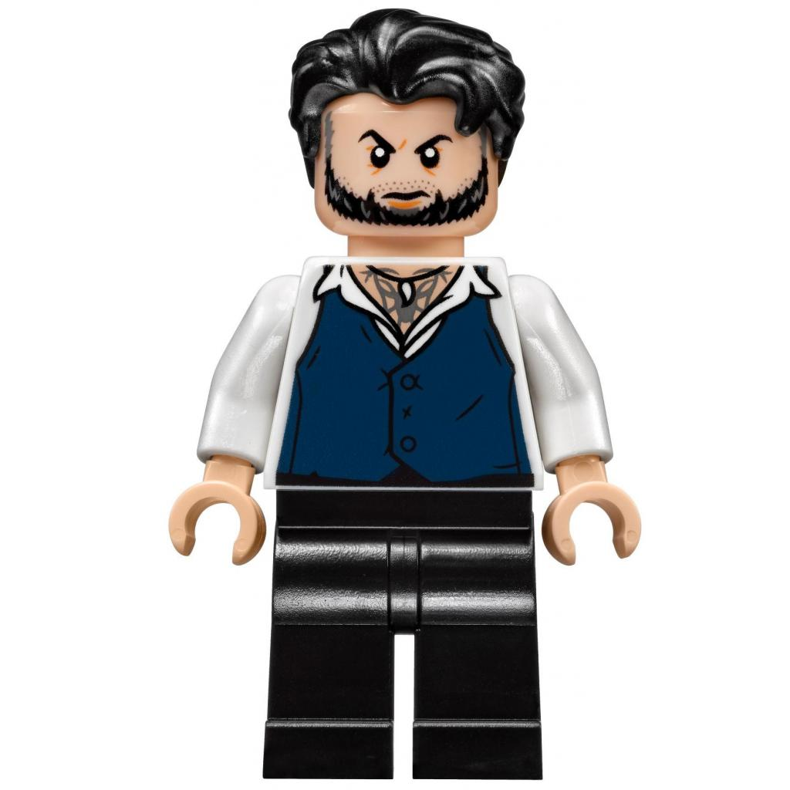 Конструктор LEGO Super Heroes Атака королевского истребителя (76100) изображение 7