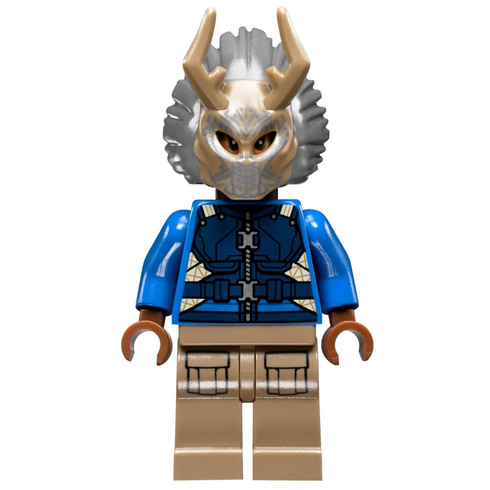 Конструктор LEGO Super Heroes Атака королевского истребителя (76100) изображение 8