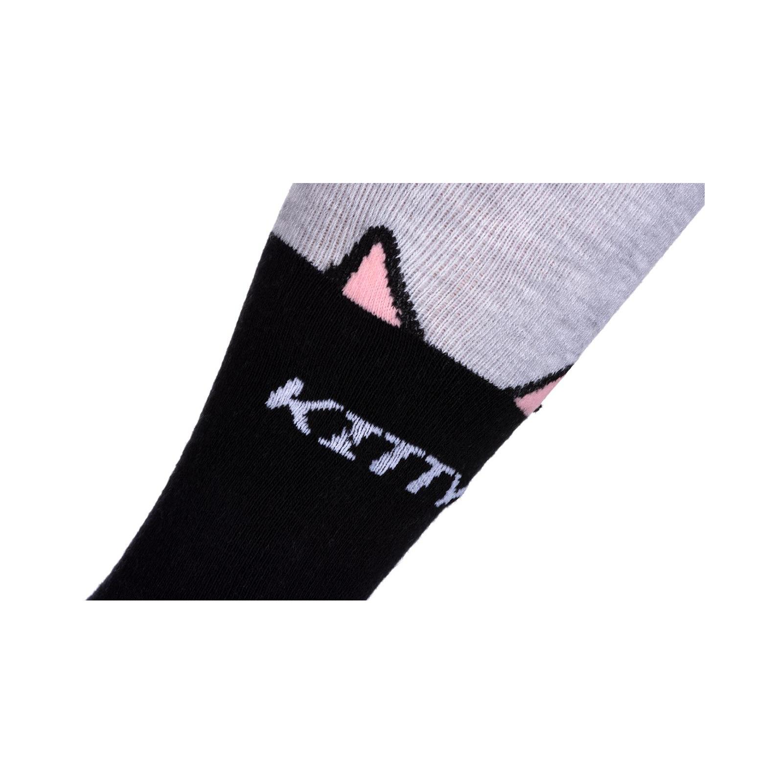 Колготки UCS Socks с котиками (M0C0301-1196-134G-gray) изображение 5