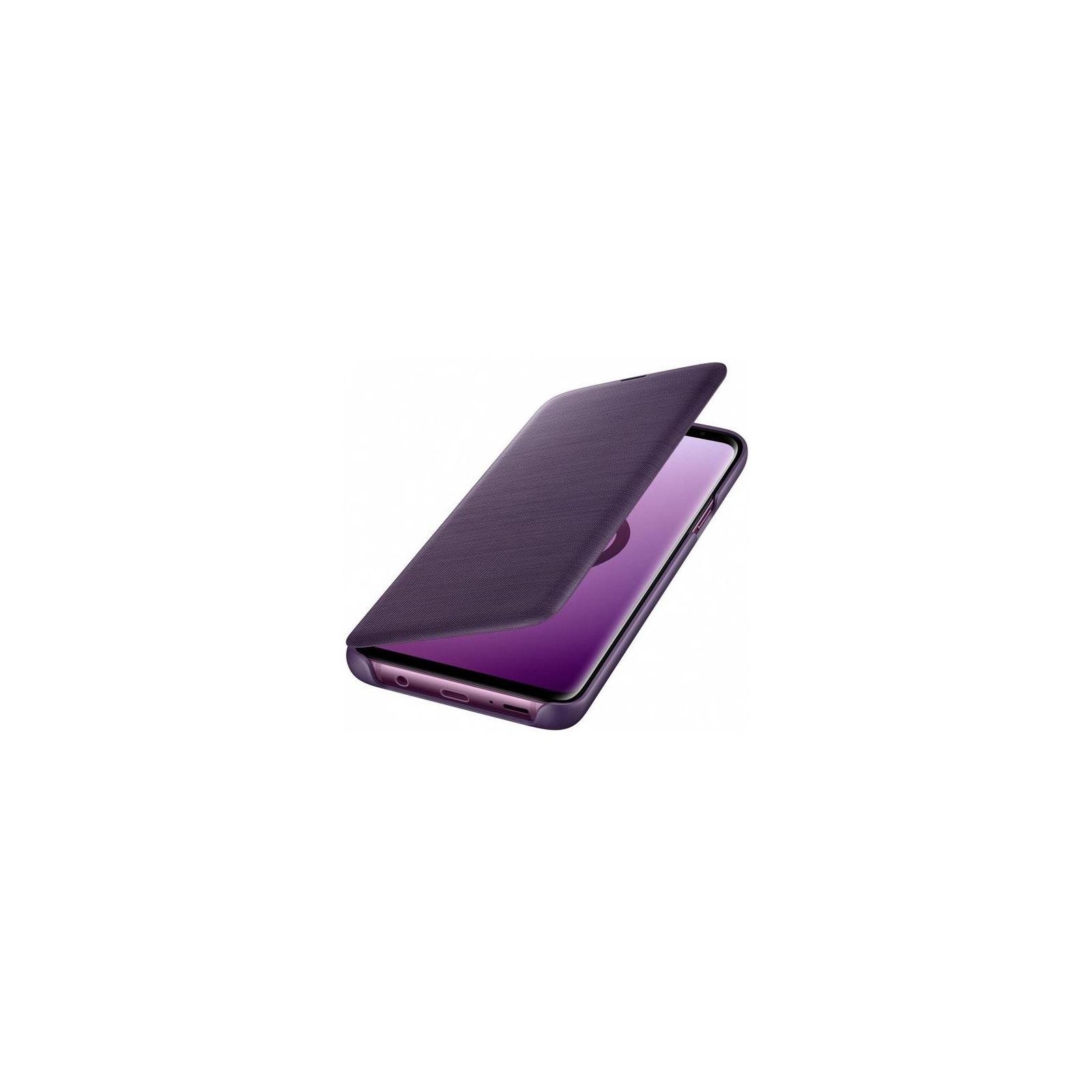 Чехол для моб. телефона Samsung для Galaxy S9+ (G965) LED View Cover Orchid Gray (EF-NG965PVEGRU) изображение 2
