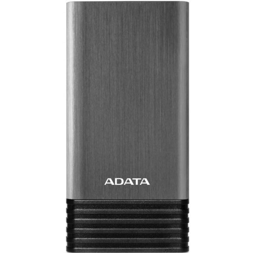 Батарея универсальная ADATA X7000 7000mAh Titanium (AX7000-5V-CTI) изображение 2