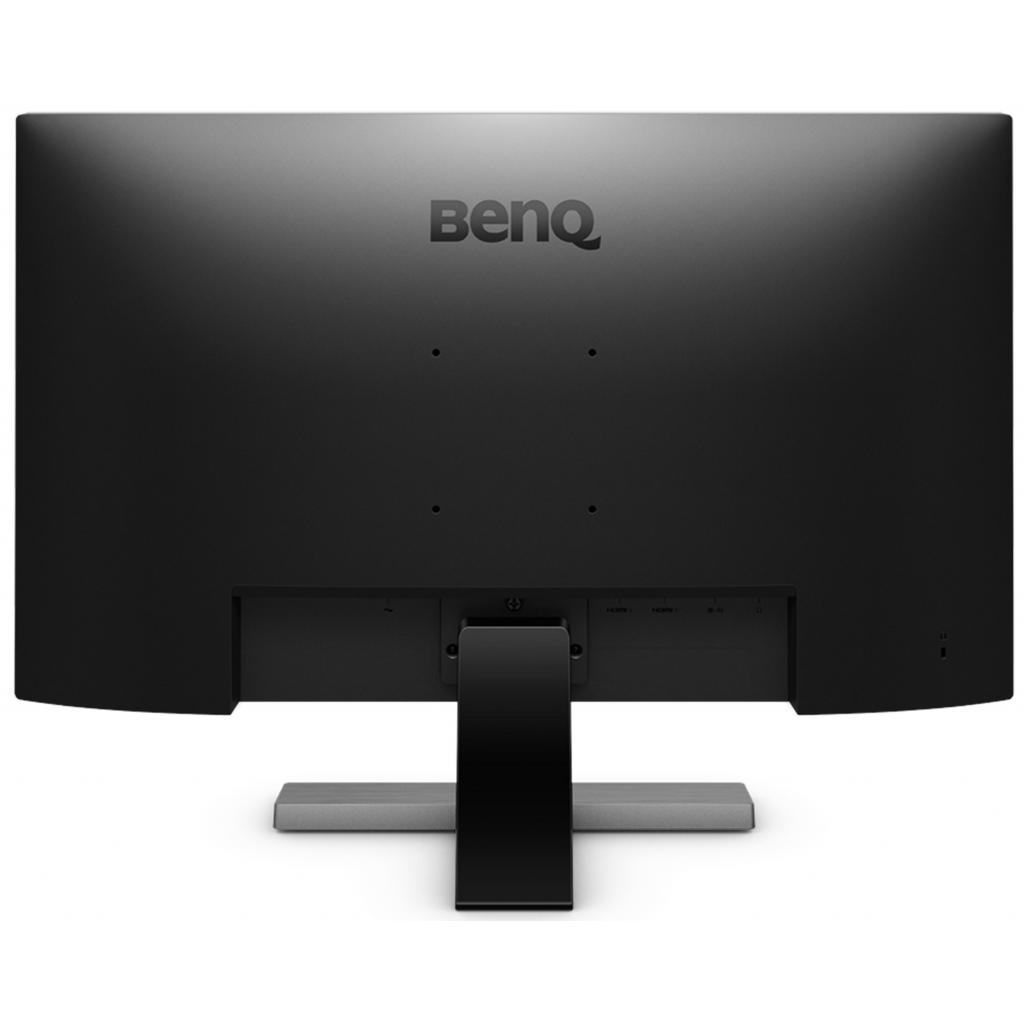 Монитор BENQ EL2870U Metallic Grey изображение 4