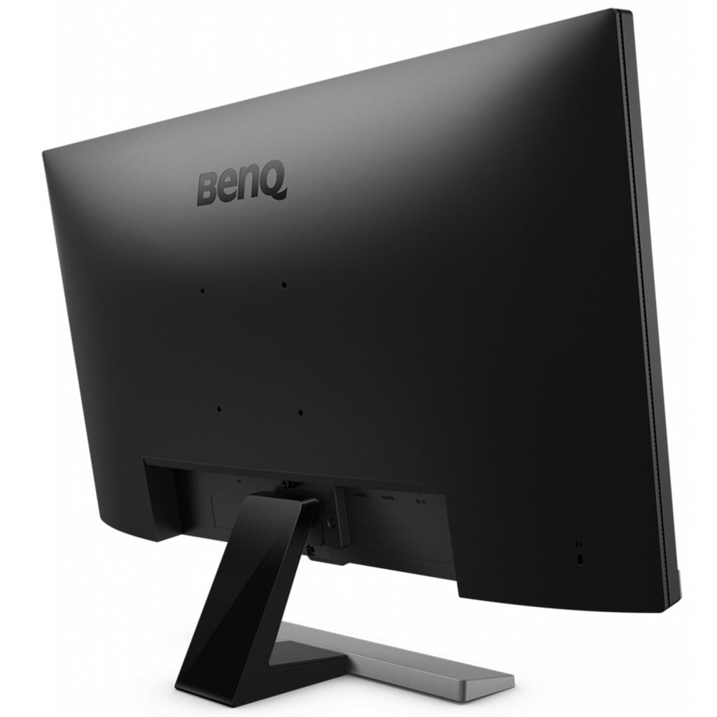 Монитор BENQ EL2870U Metallic Grey изображение 6