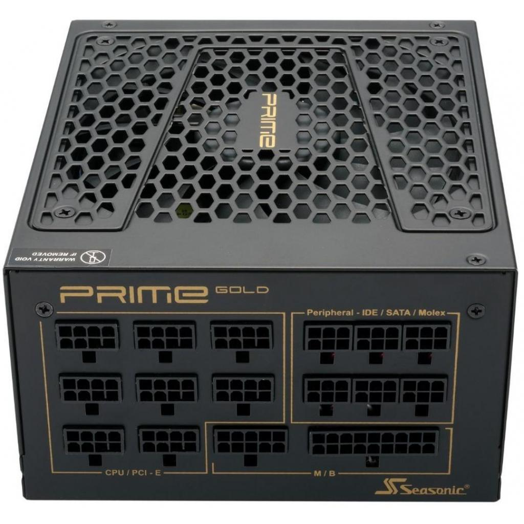 Блок питания Seasonic 1300W PRIME Gold (SSR-1300GD) изображение 4