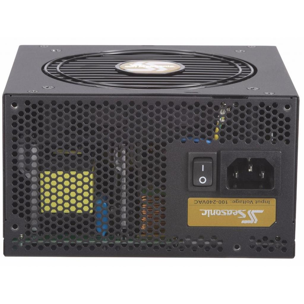 Блок питания Seasonic 450W Focus Gold (SSR-450FM) изображение 2