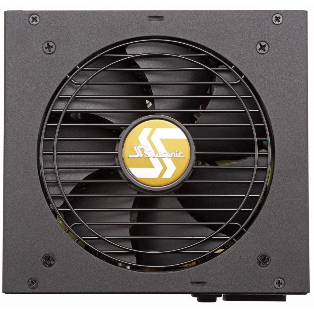 Блок питания Seasonic 450W Focus Gold (SSR-450FM) изображение 4