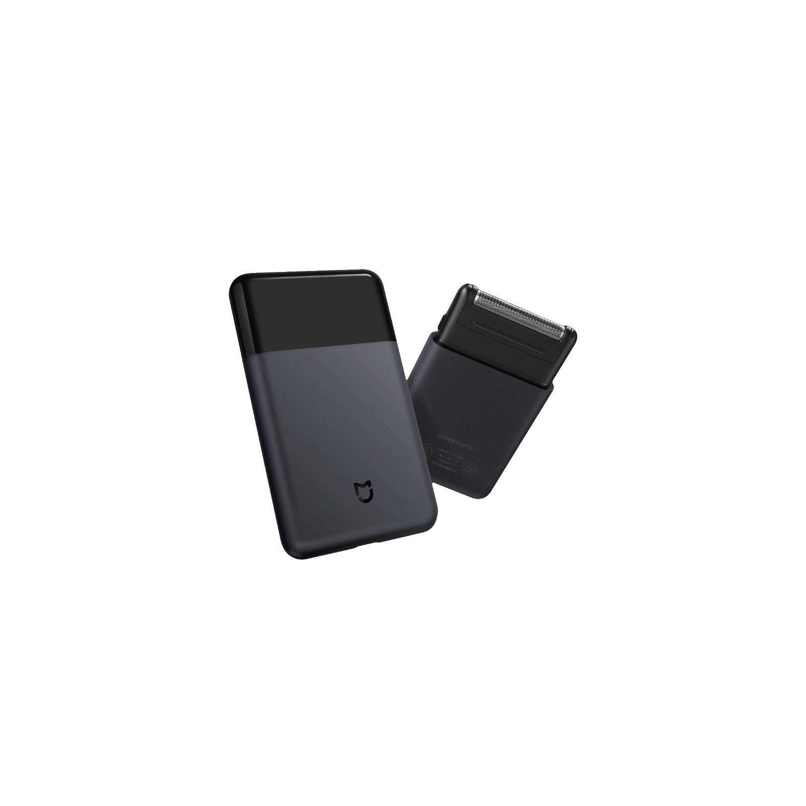 Электробритва Xiaomi MiJia Portable Electric Shaver Black изображение 4