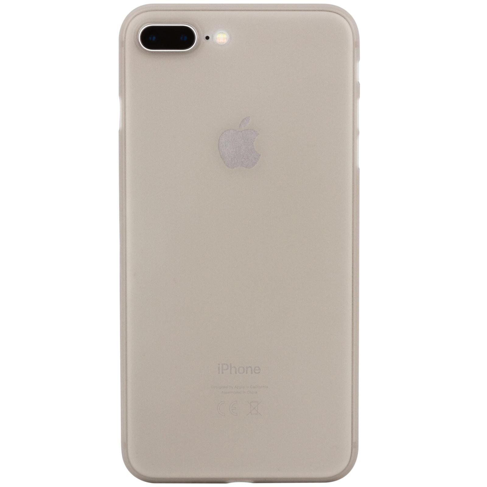 Чехол для моб. телефона MakeFuture PP/Ice Case для Apple iPhone 8 Plus Grey (MCI-AI8PGR)