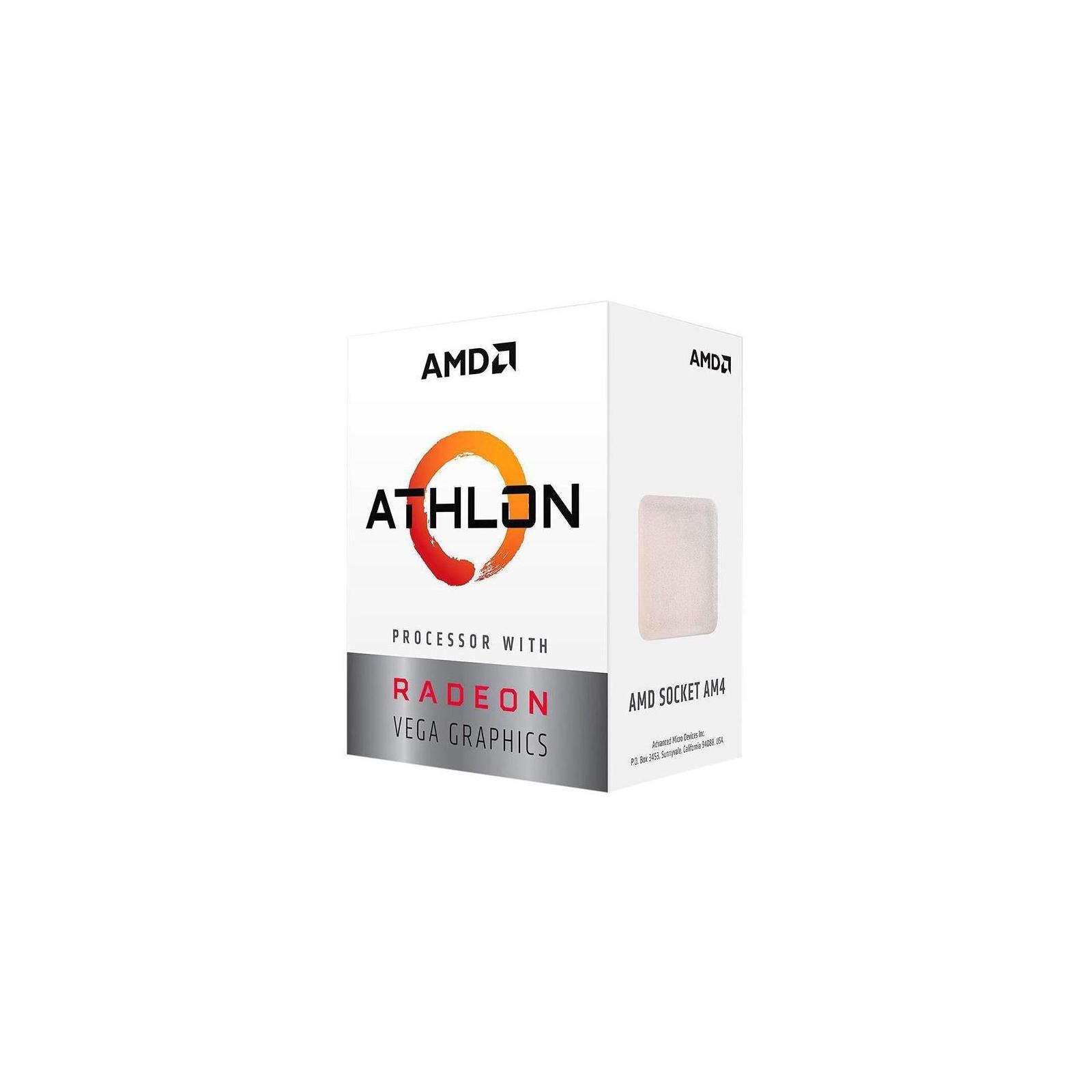 Процессор AMD Athlon ™ 200GE (YD200GC6FBBOX) изображение 2