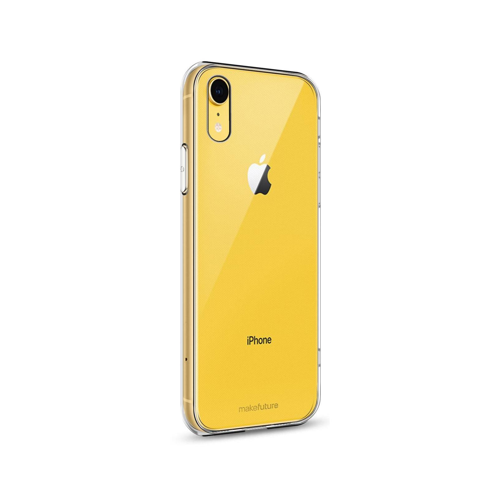 Чехол для моб. телефона MakeFuture Air Case (TPU) Apple iPhone XR Clear (MCA-AIXRCL) изображение 2