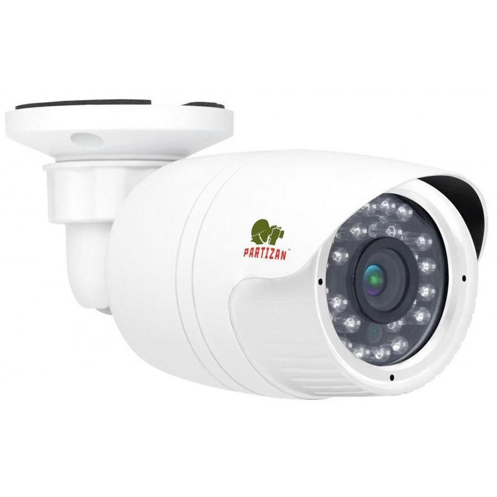 Камера видеонаблюдения Partizan IPO-5SP POE v1.0 (IPO-5SP POE 1.0)