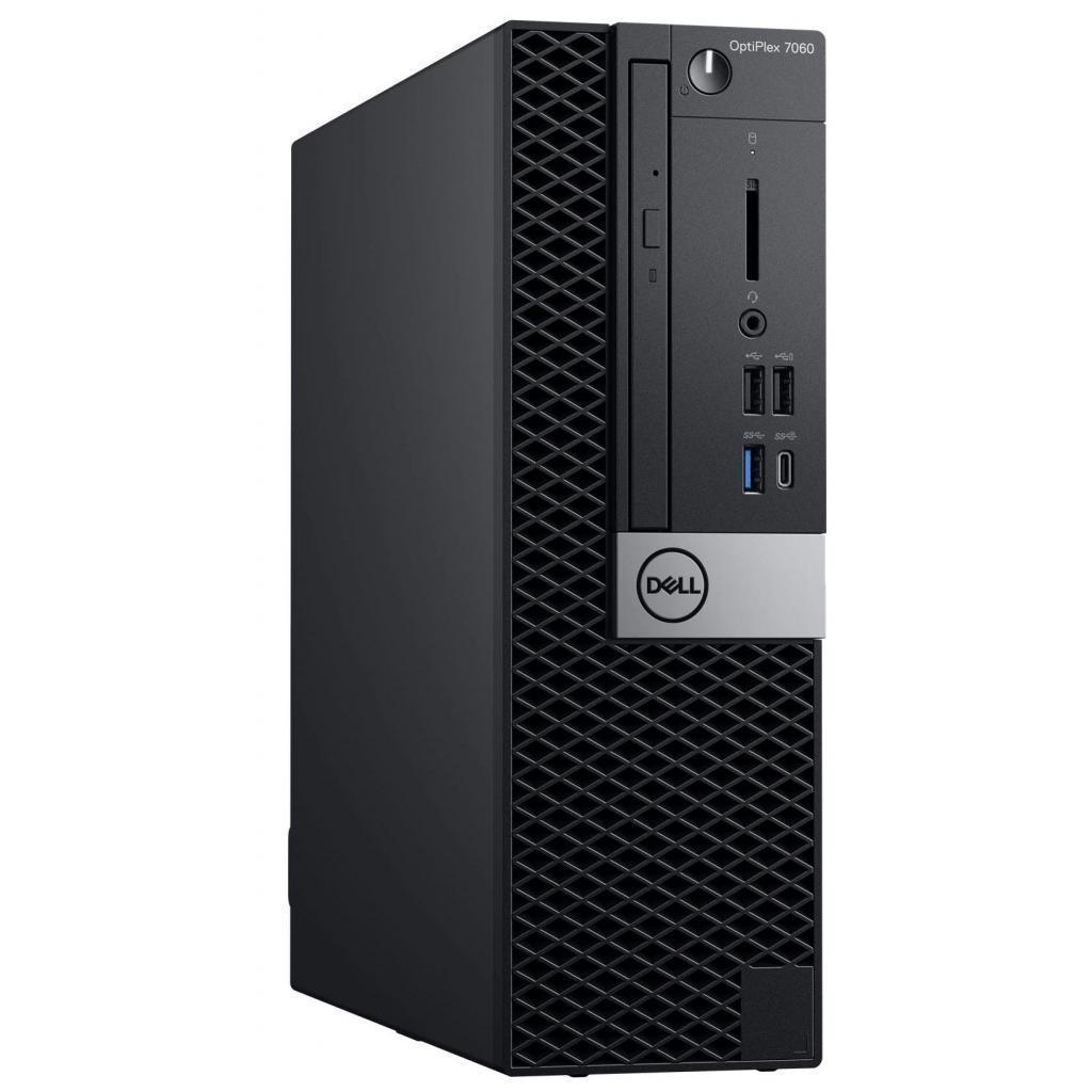 Компьютер Dell OptiPlex 7060 SFF (N044O7060SFF_P) изображение 3