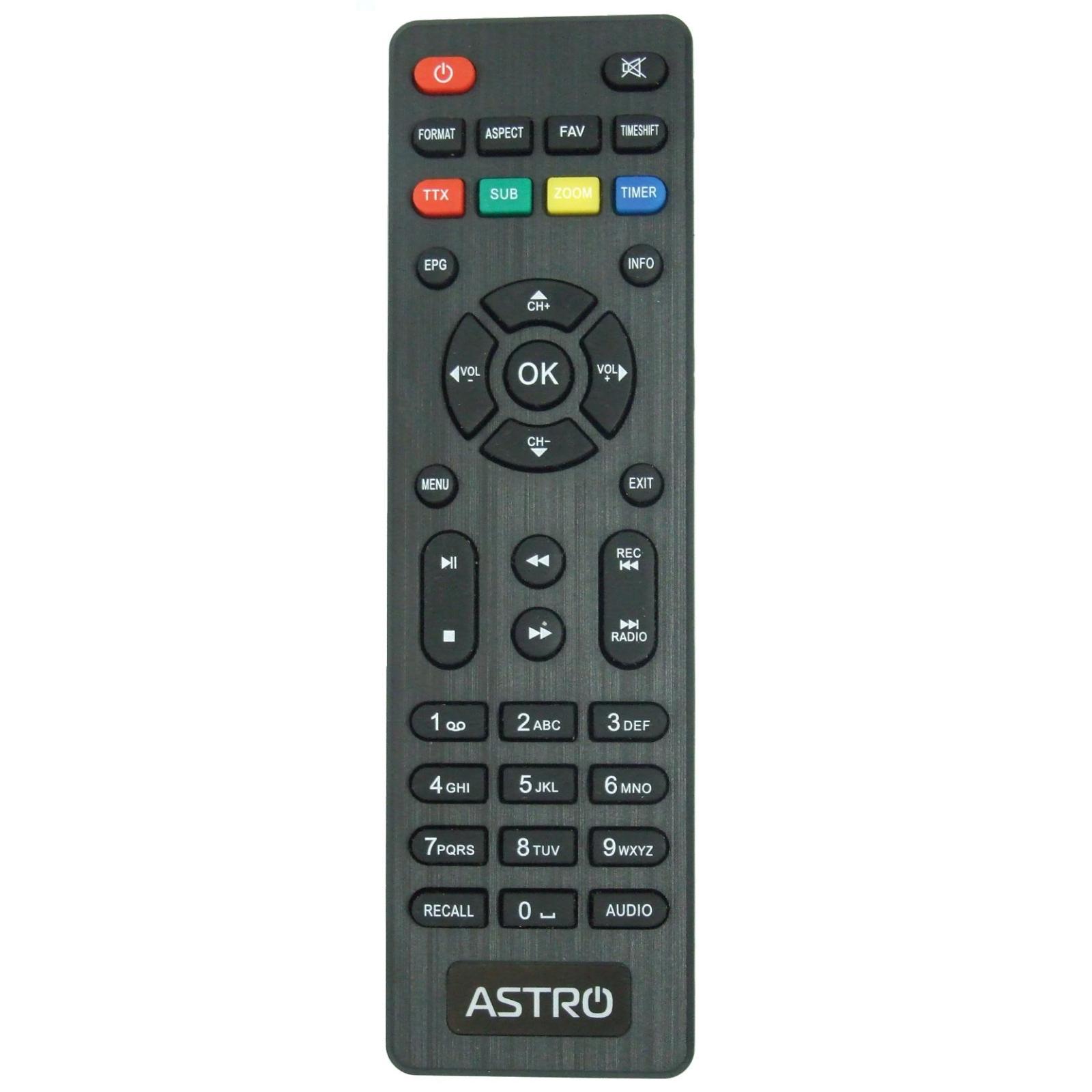 ТВ тюнер Astro DVB-T, DVB-T2, + USB-port (TA-24) зображення 4
