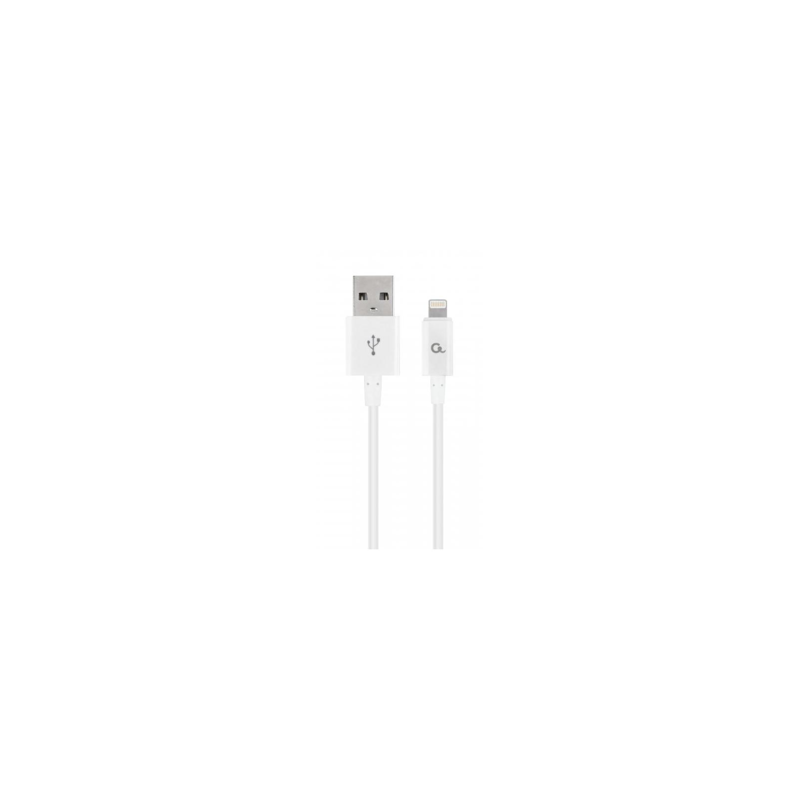 Дата кабель USB 2.0 AM to Lightning 1.0m Cablexpert (CC-USB2P-AMLM-1M)