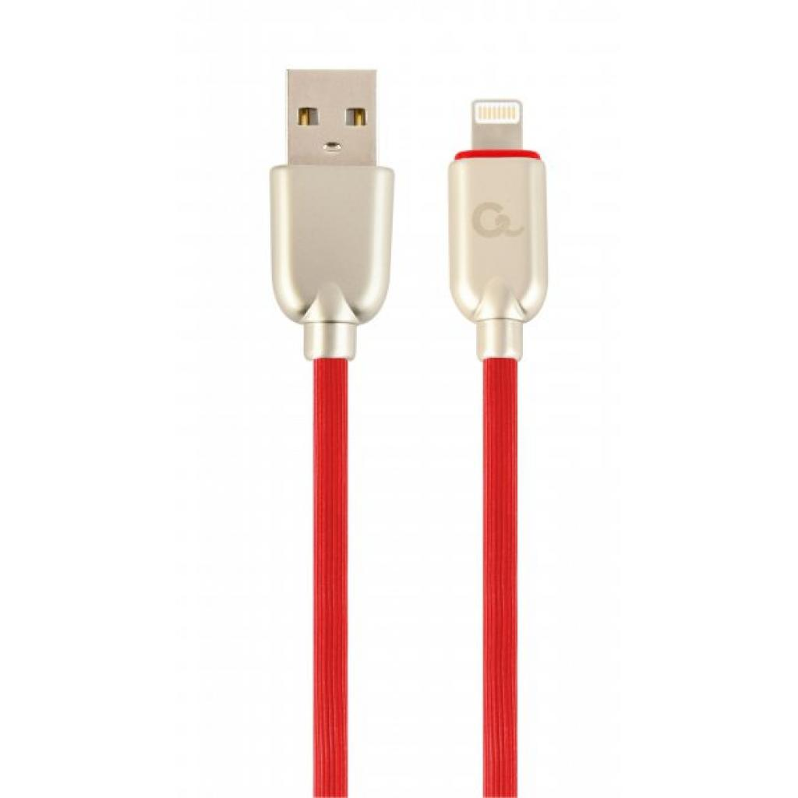 Дата кабель USB 2.0 AM to Lightning 2.0m Cablexpert (CC-USB2R-AMLM-2M-W)
