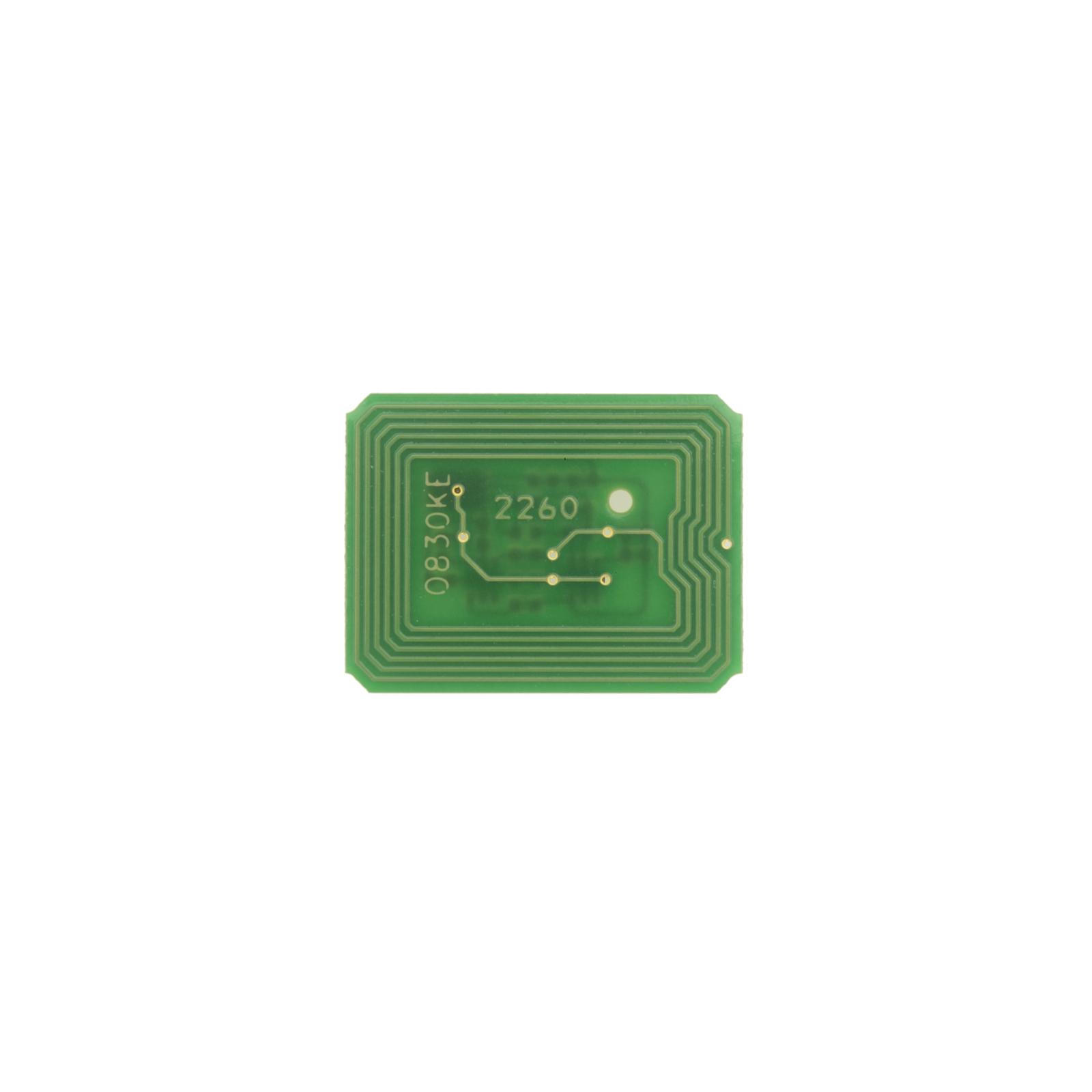 Чип для картриджа Oki C830 (44059105) (EU/AU/IS/RU) 8k yellow Static Control (OKI830CP-YEU)
