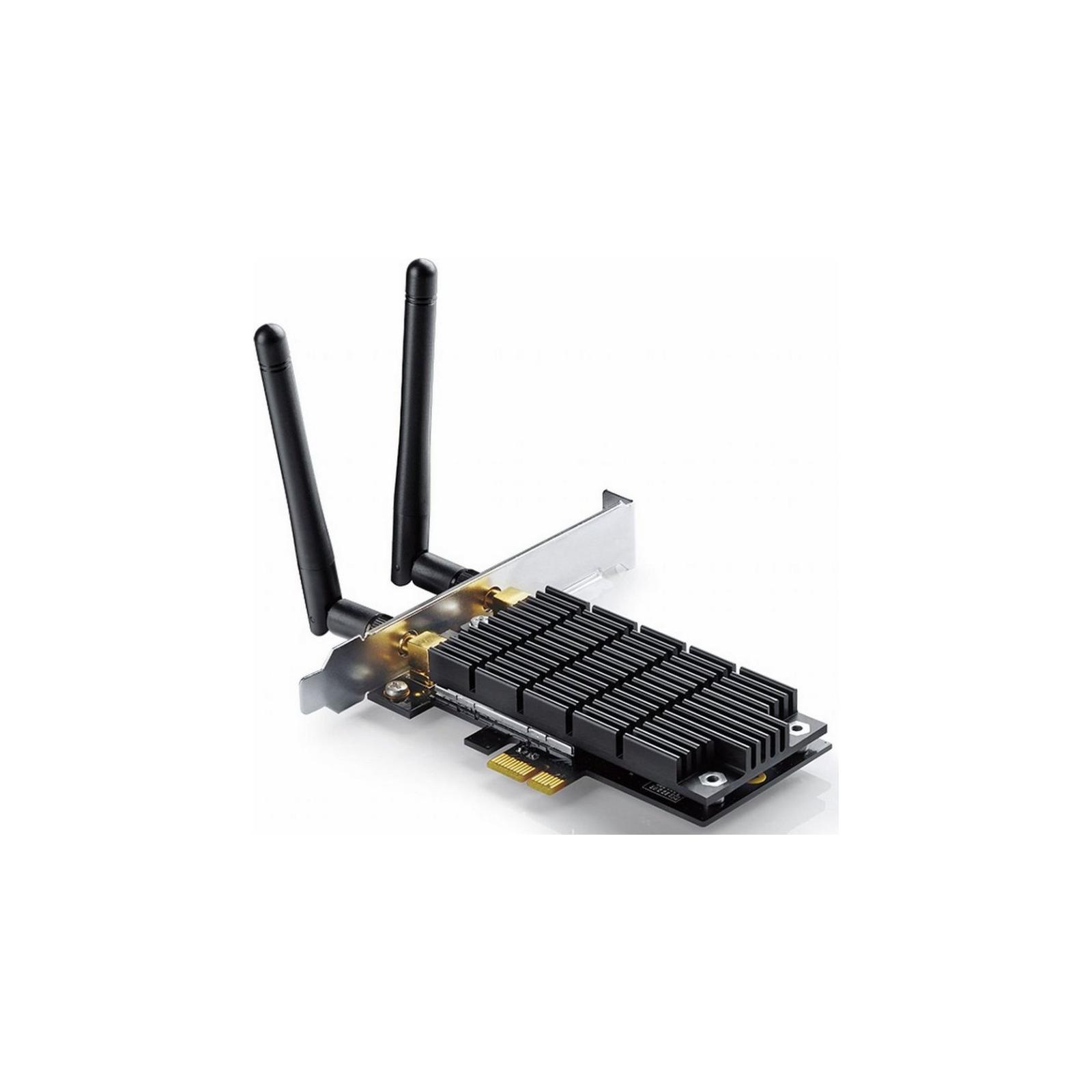 Ретранслятор TP-Link Archer T4E AC1200, PCI Express, Beamforming (ARCHER-T4E) зображення 5