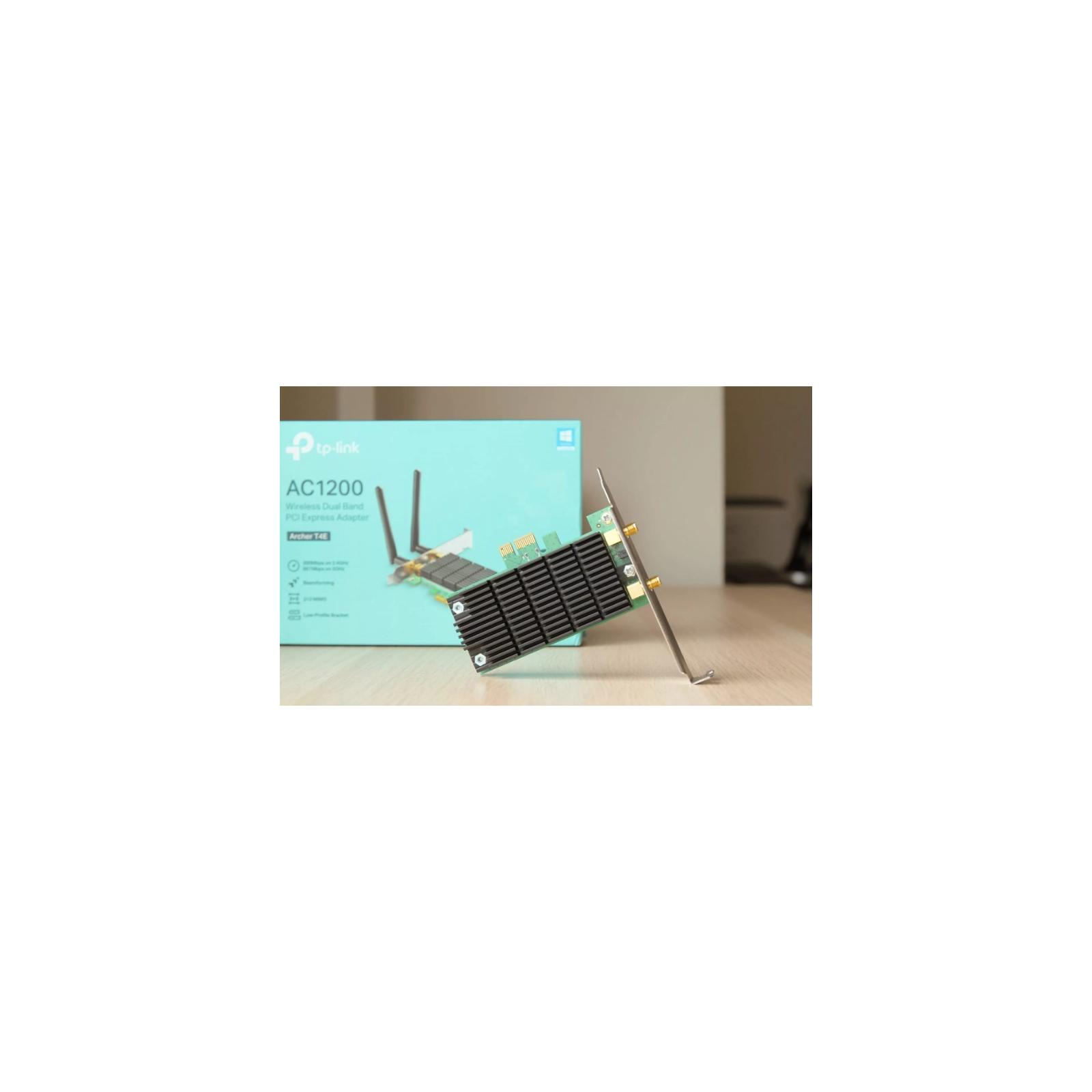 Ретранслятор TP-Link Archer T4E AC1200, PCI Express, Beamforming (ARCHER-T4E) зображення 9