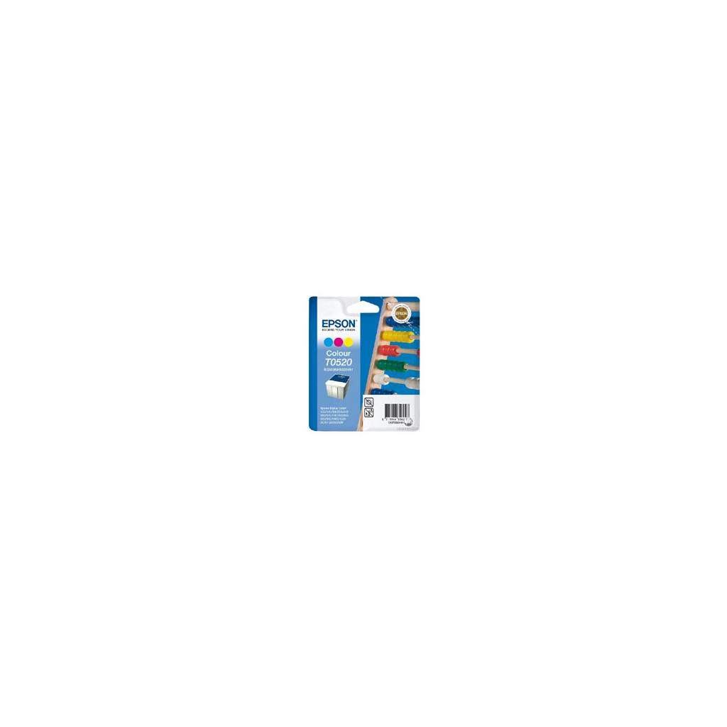 Картридж Stylus Color 400, color EPSON (C13T05204010)
