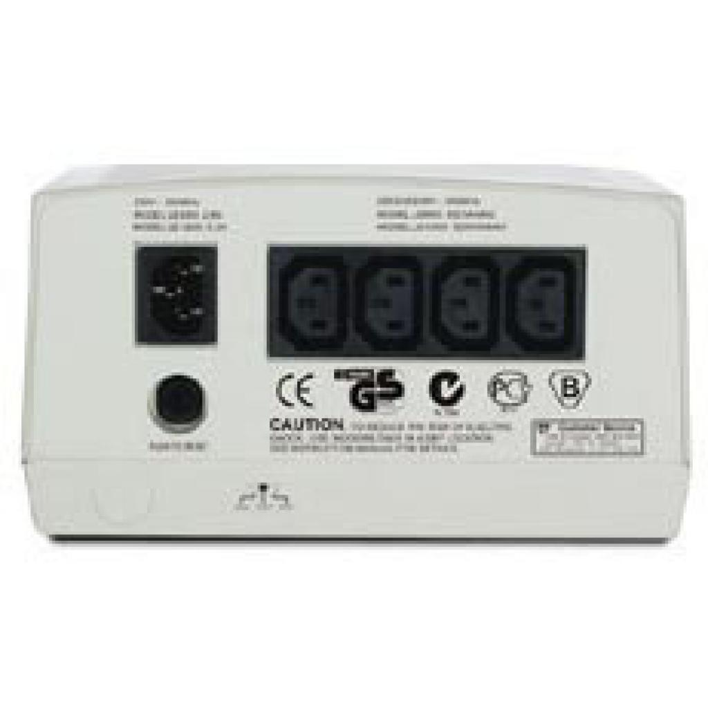 Стабилизатор Power regulator/ conditioner 600VA APC (LE600I) изображение 2
