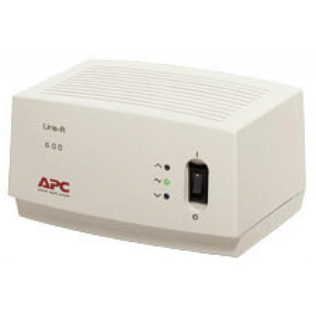 Стабилизатор Power regulator/ conditioner 600VA APC (LE600I)