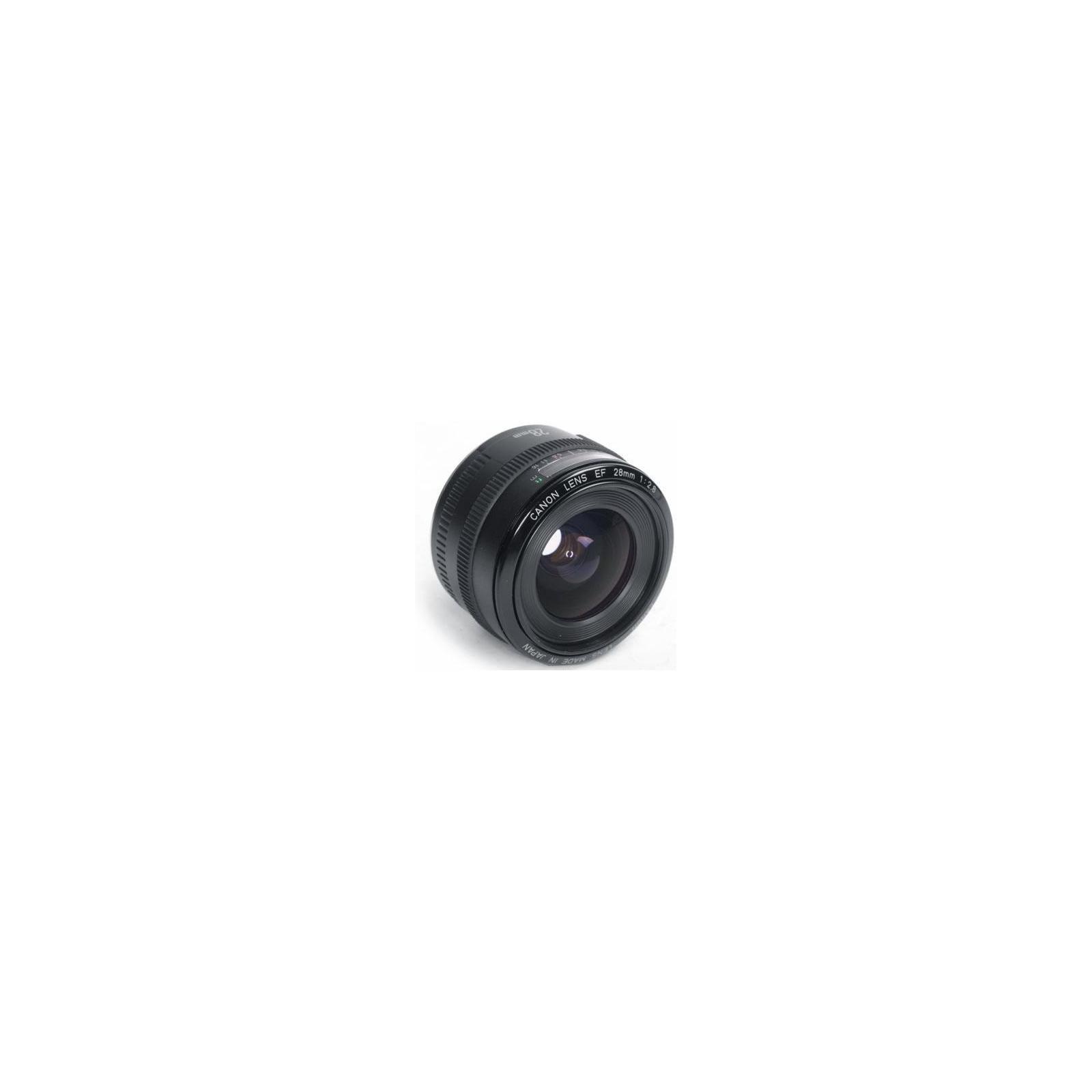 Объектив EF 28mm f/1.8 USM Canon (2510A021 / 2510A010) изображение 2