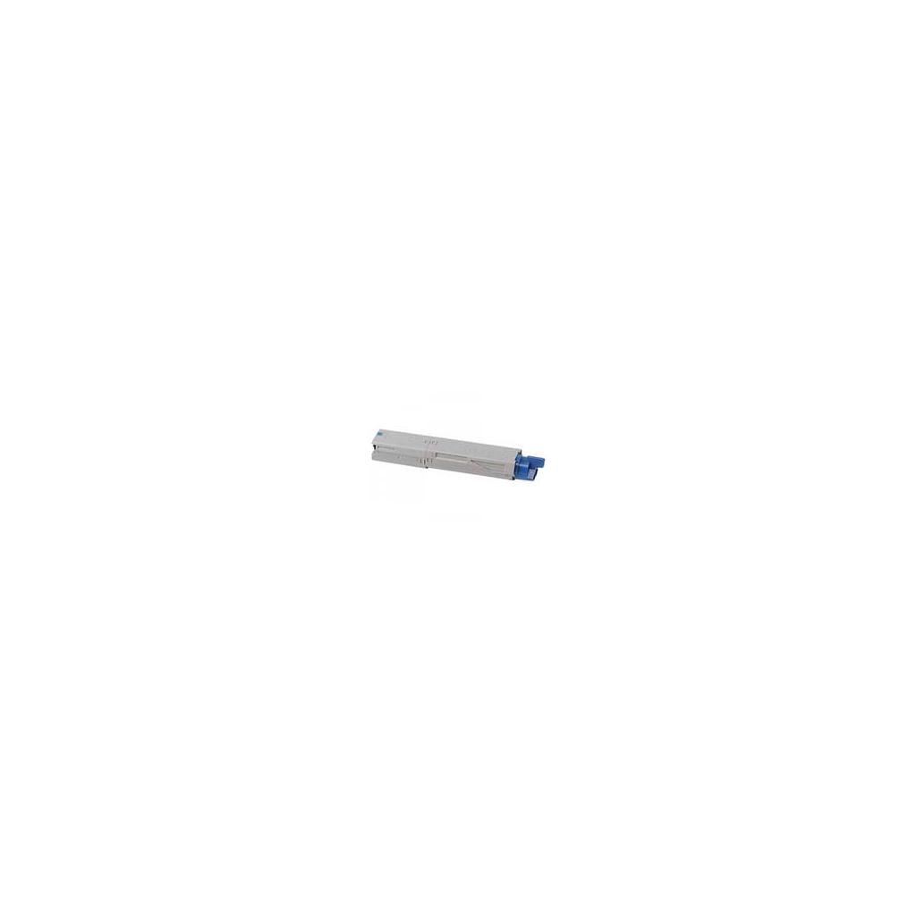 Тонер-картридж OKI C3300/C3400/С3450/3600 Cyan (43459347)