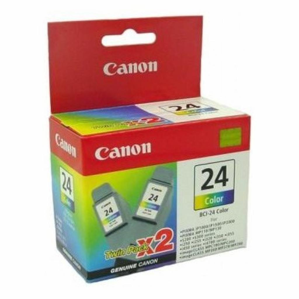 Картридж BCI-24 Color (twin pack) Canon (6882A009)