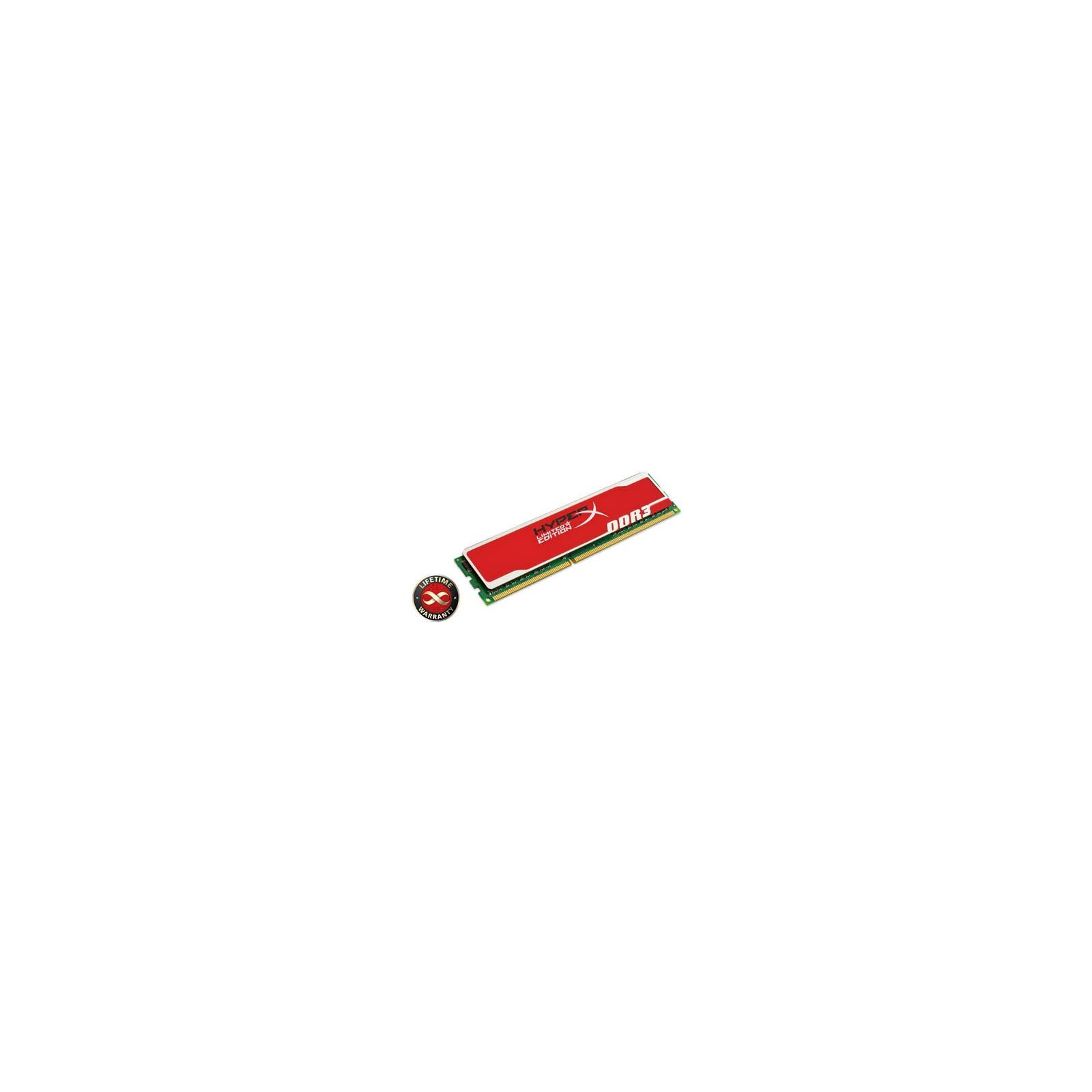 Модуль памяти для компьютера DDR3 4GB 1600 MHz Kingston (KHX1600C9D3B1R/4G)
