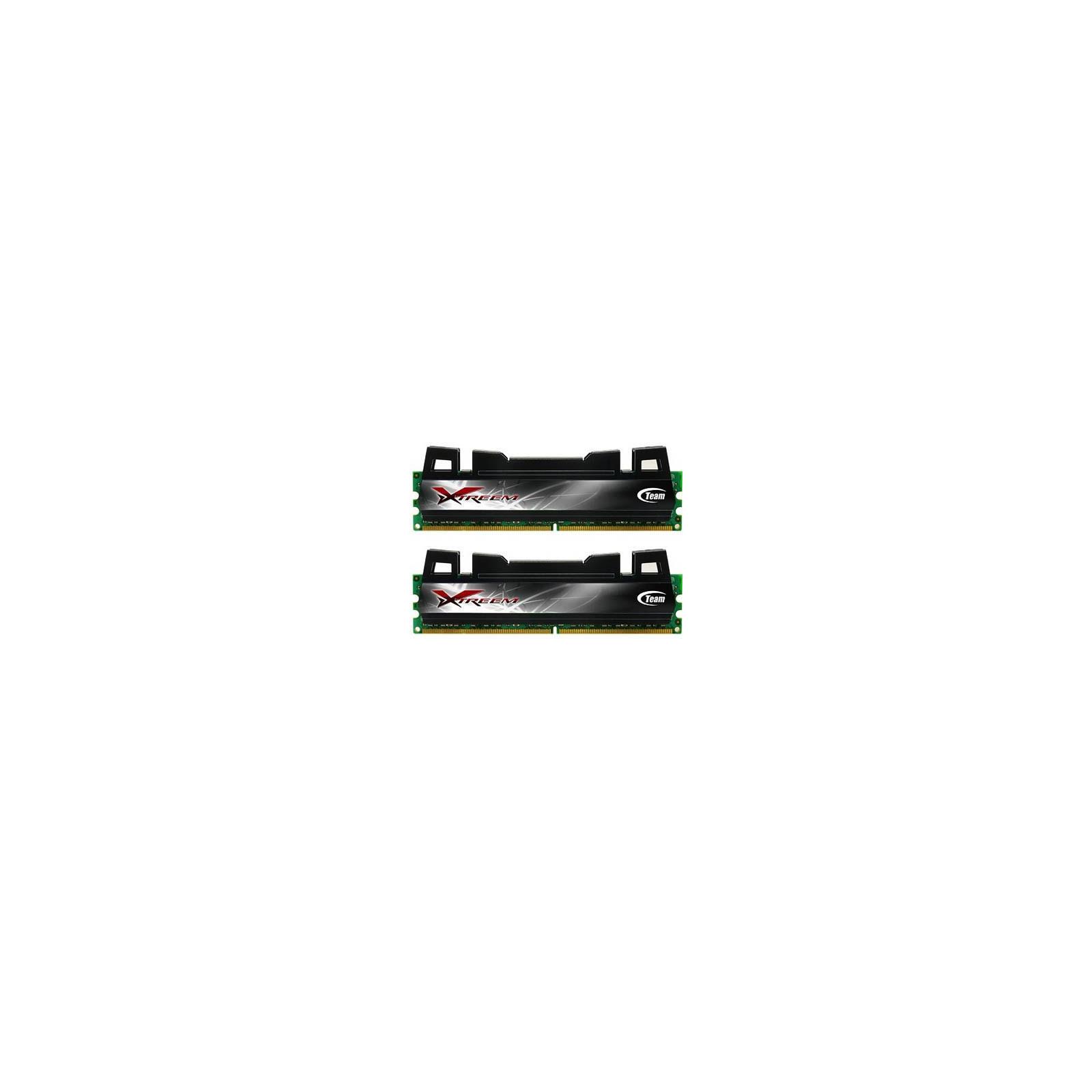 Модуль памяти для компьютера DDR3 4GB (2x2GB) 1600 MHz Team (TDD34G1600HC9DC01)