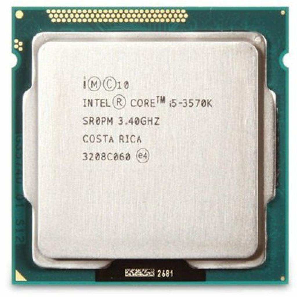 Процессор INTEL Core™ i5 3570K tray (CM8063701211800)