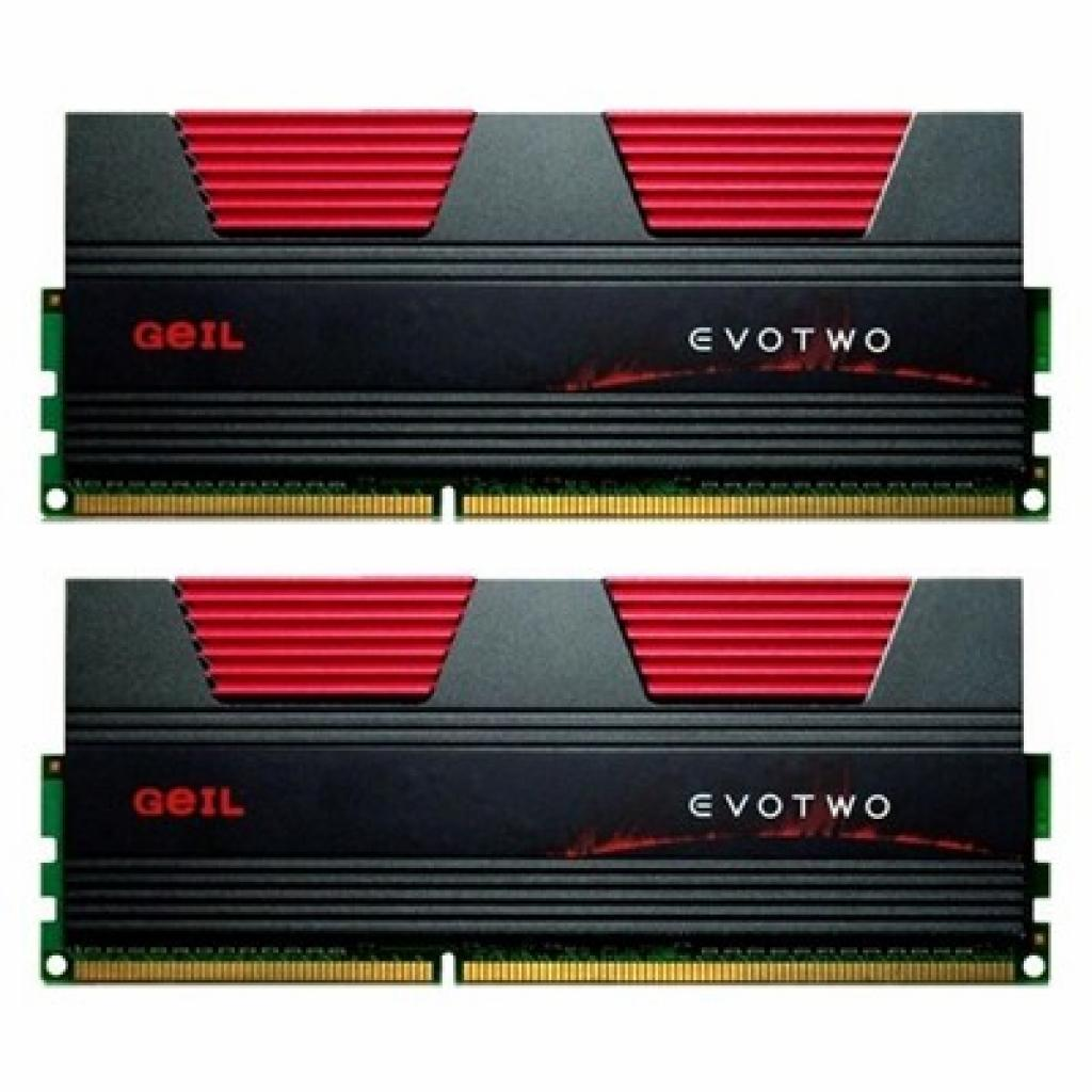 Модуль памяти для компьютера DDR3 16GB (2x8GB) 1600 MHz GEIL (GET316GB1600C10DC)
