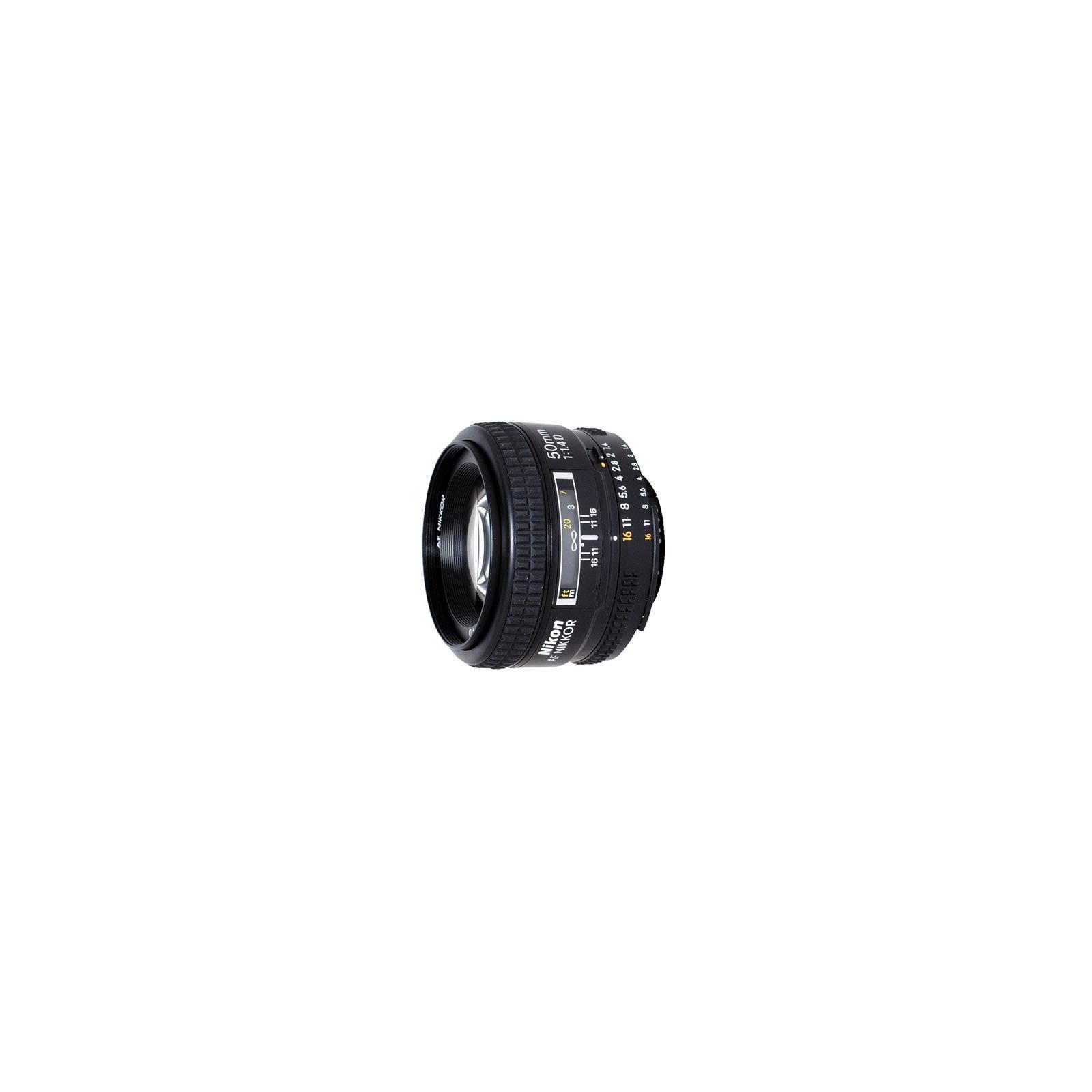 Объектив Nikon Nikkor AF 50mm f/1.4D (JAA011DB)