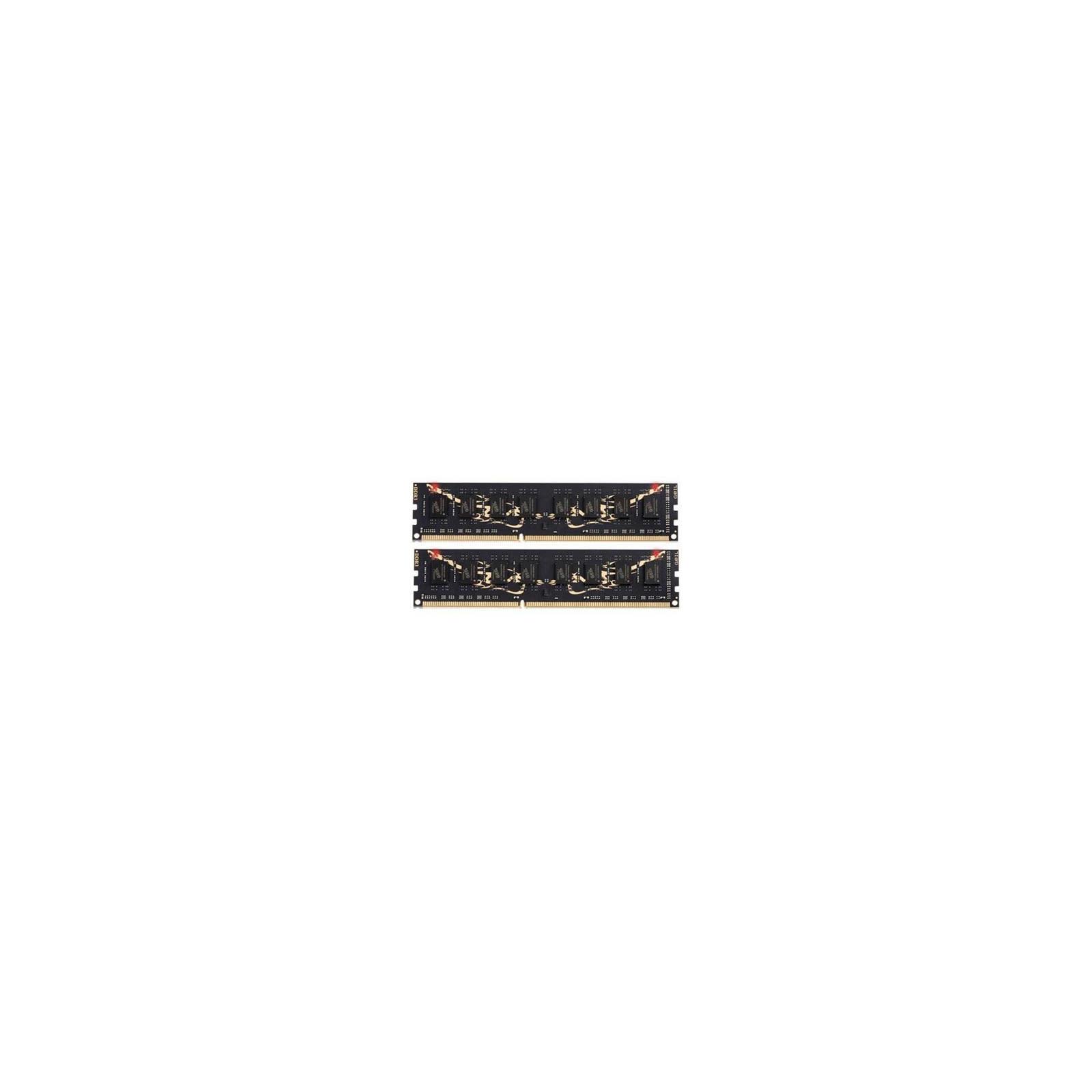 Модуль памяти для компьютера DDR3 8GB (2x4GB) 1333 MHz GEIL (GB38GB1333C7DC)