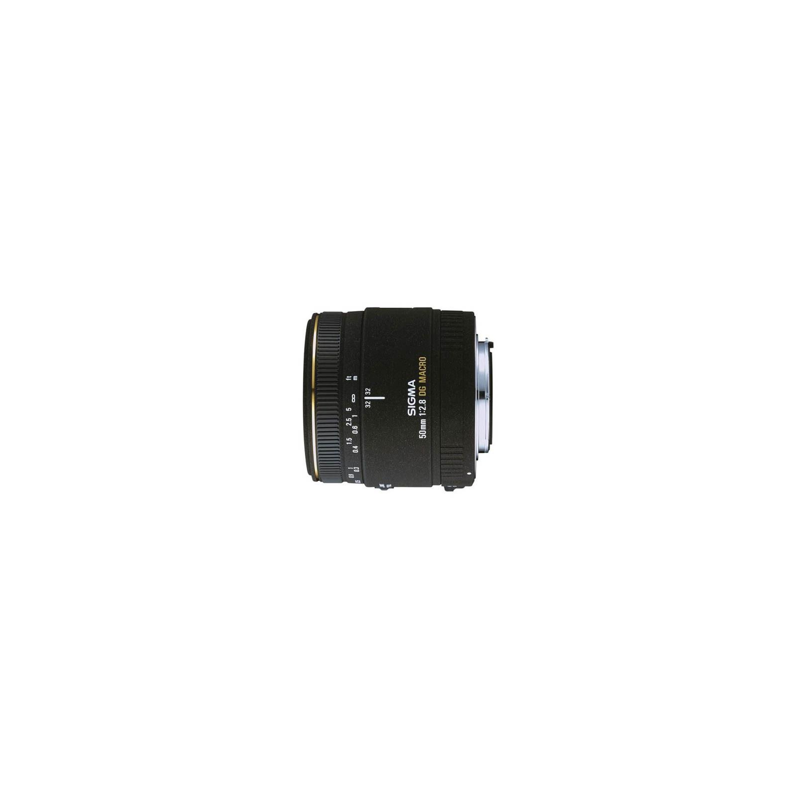 Объектив Sigma 50mm f/2.8 EX DG macro for Canon (346927)