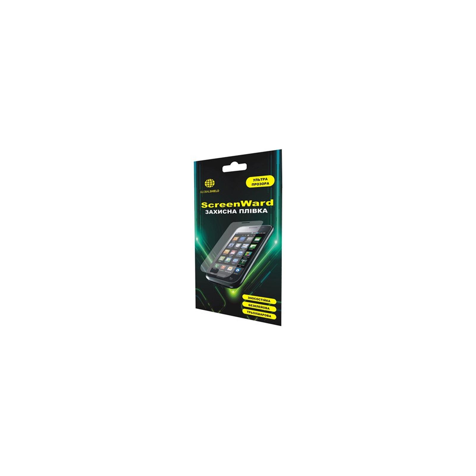 Пленка защитная GLOBAL Apple iPhone 4 (1283103300096)