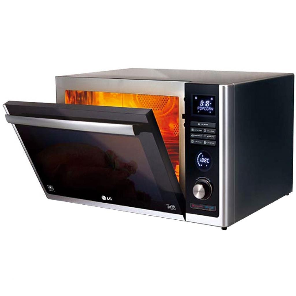 Микроволновая печь LG MJ-3281BC (MJ3281BC) изображение 3