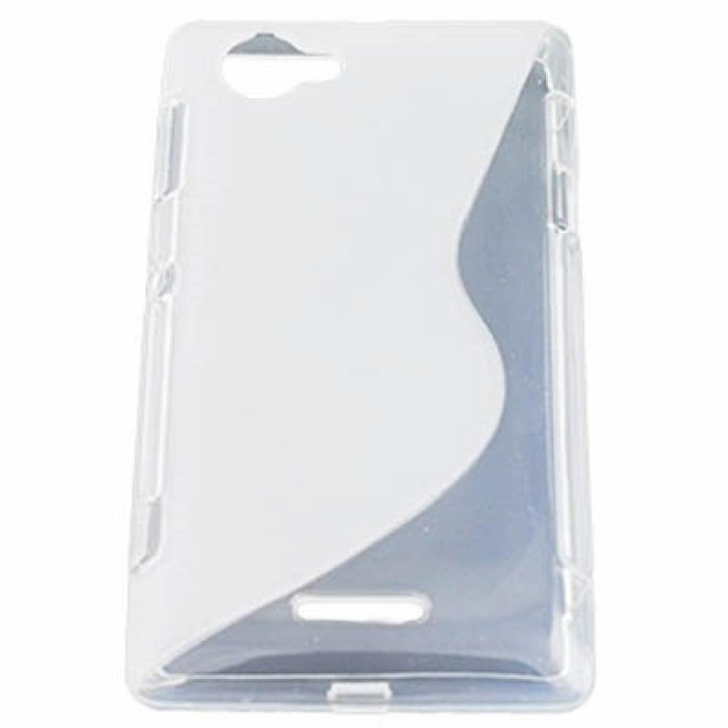 Чехол для моб. телефона Drobak для Sony C2105 Xperia L /Elastic PU (212270)