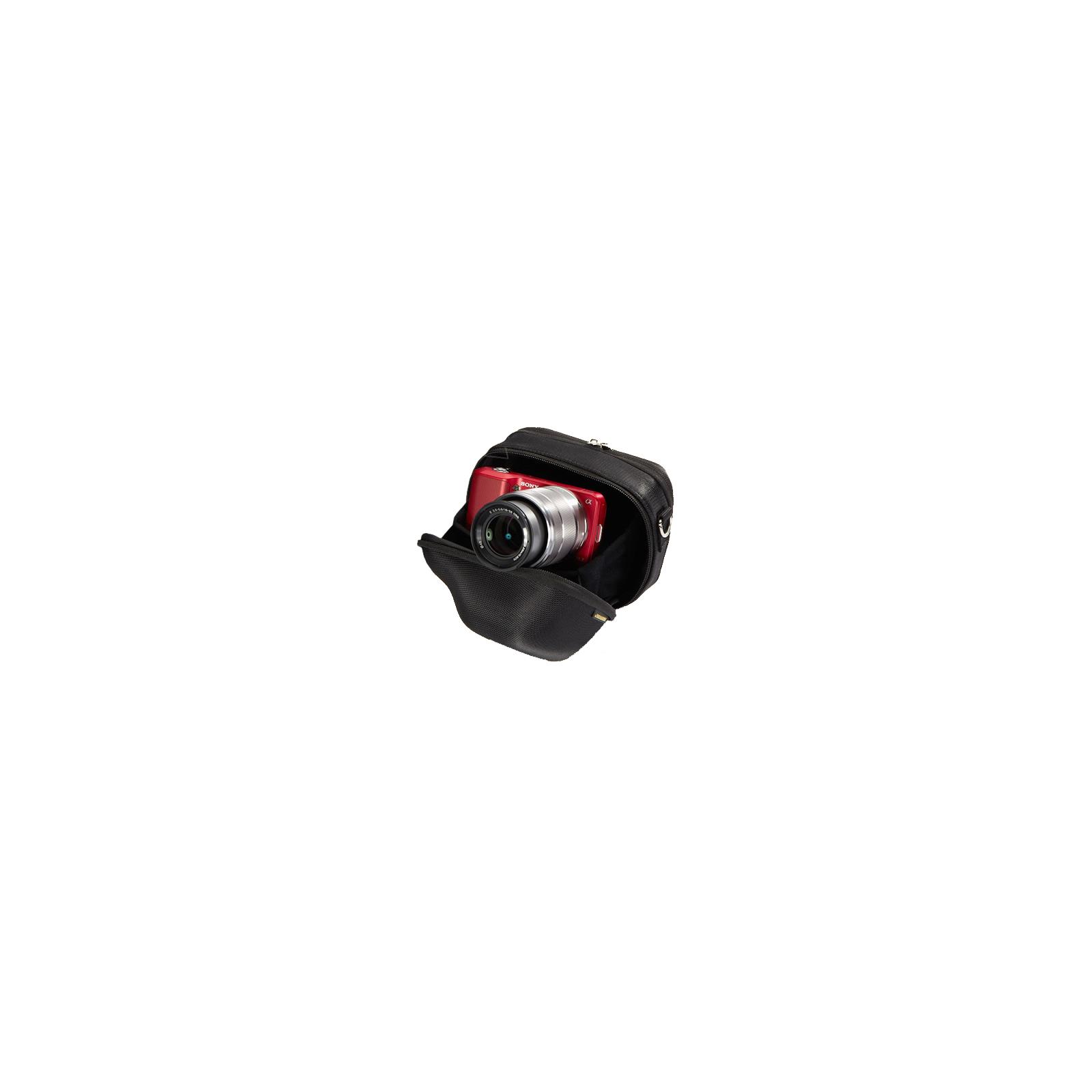 Фото-сумка RivaCase High/Ultra zoom Digital Case (7117-L(PS) black) изображение 2