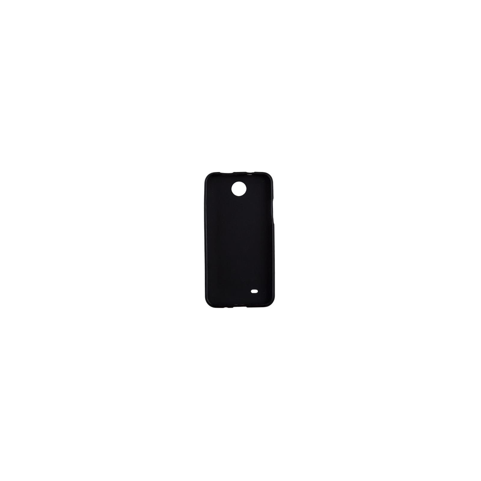 Чехол для моб. телефона Drobak для HTC Desire 300 /ElasticPU/Black (218861) изображение 2