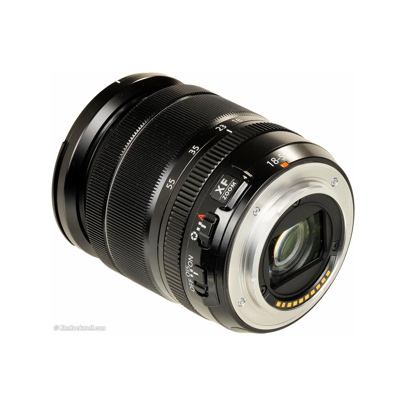Объектив Fujifilm XF-18-55mm F2.8-4 OIS (16276479) изображение 3