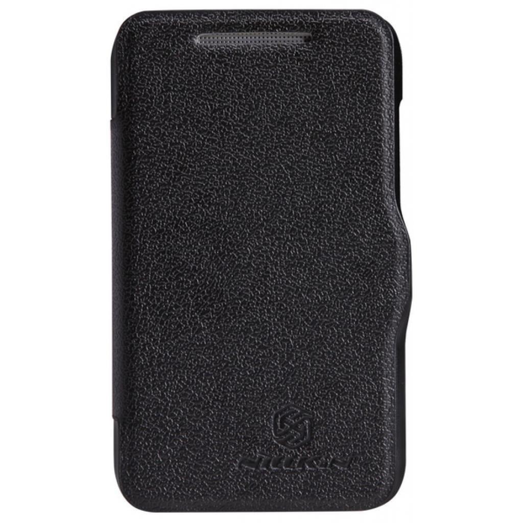 Чехол для моб. телефона NILLKIN для HTC Desire 200 /Fresh/ Leather/Black (6076825)