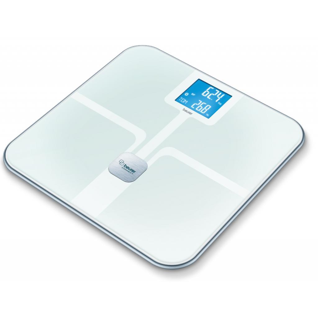 Весы напольные BEURER BF 800 White (4211125/748.23/4)