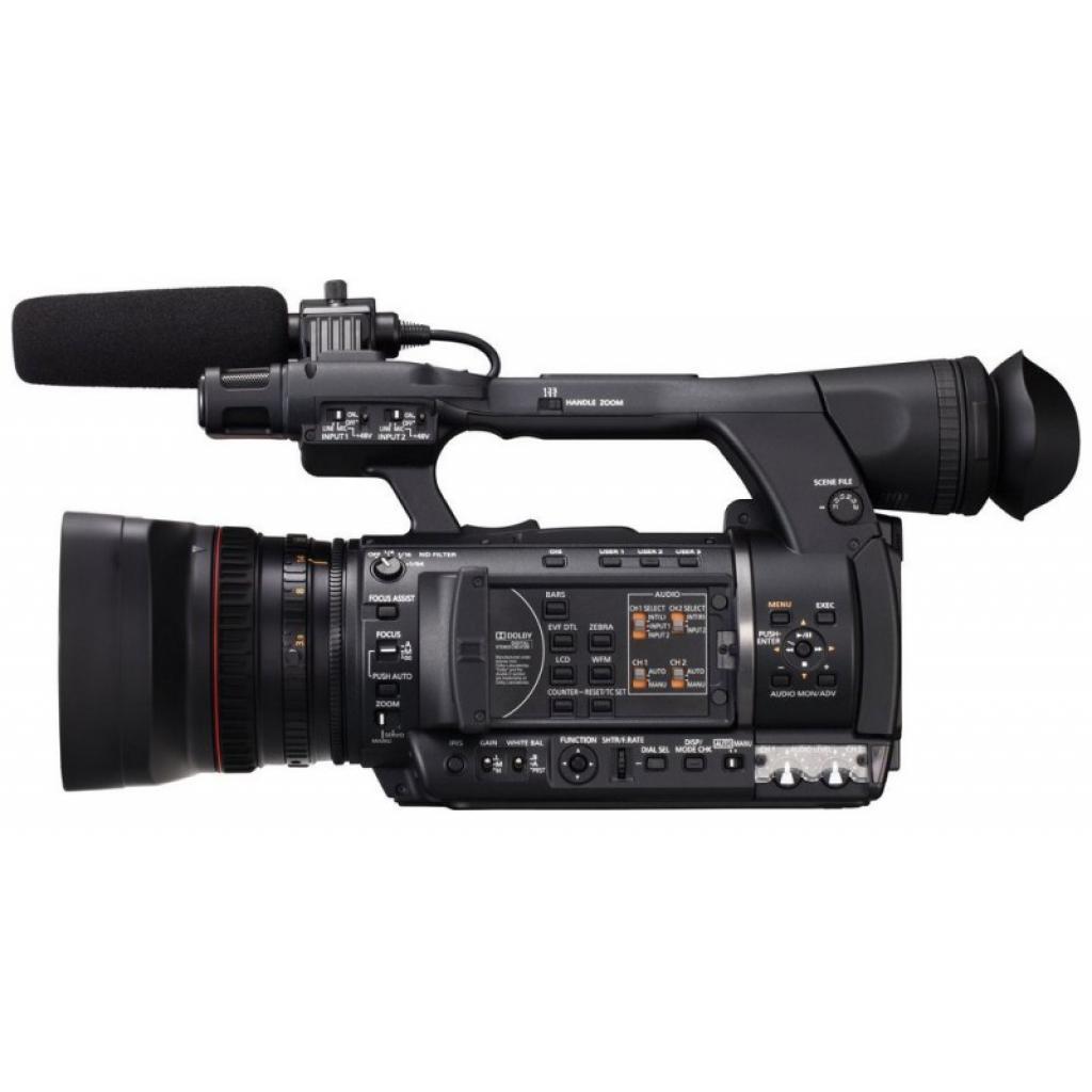 Цифровая видеокамера PANASONIC AG-AC160EN (AG-AC160AEN/AG-AC160EN) изображение 2