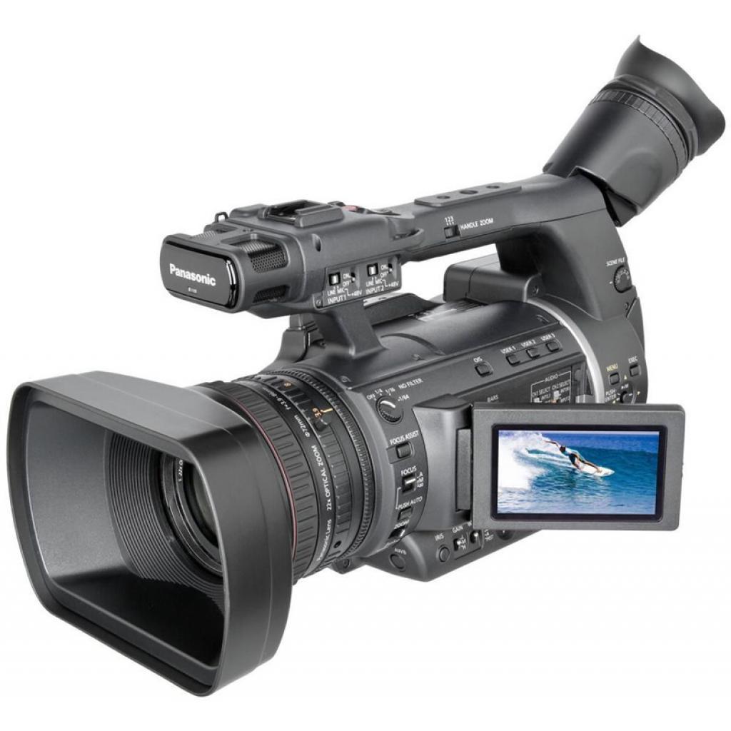 Цифровая видеокамера PANASONIC AG-AC160EN (AG-AC160AEN/AG-AC160EN) изображение 5