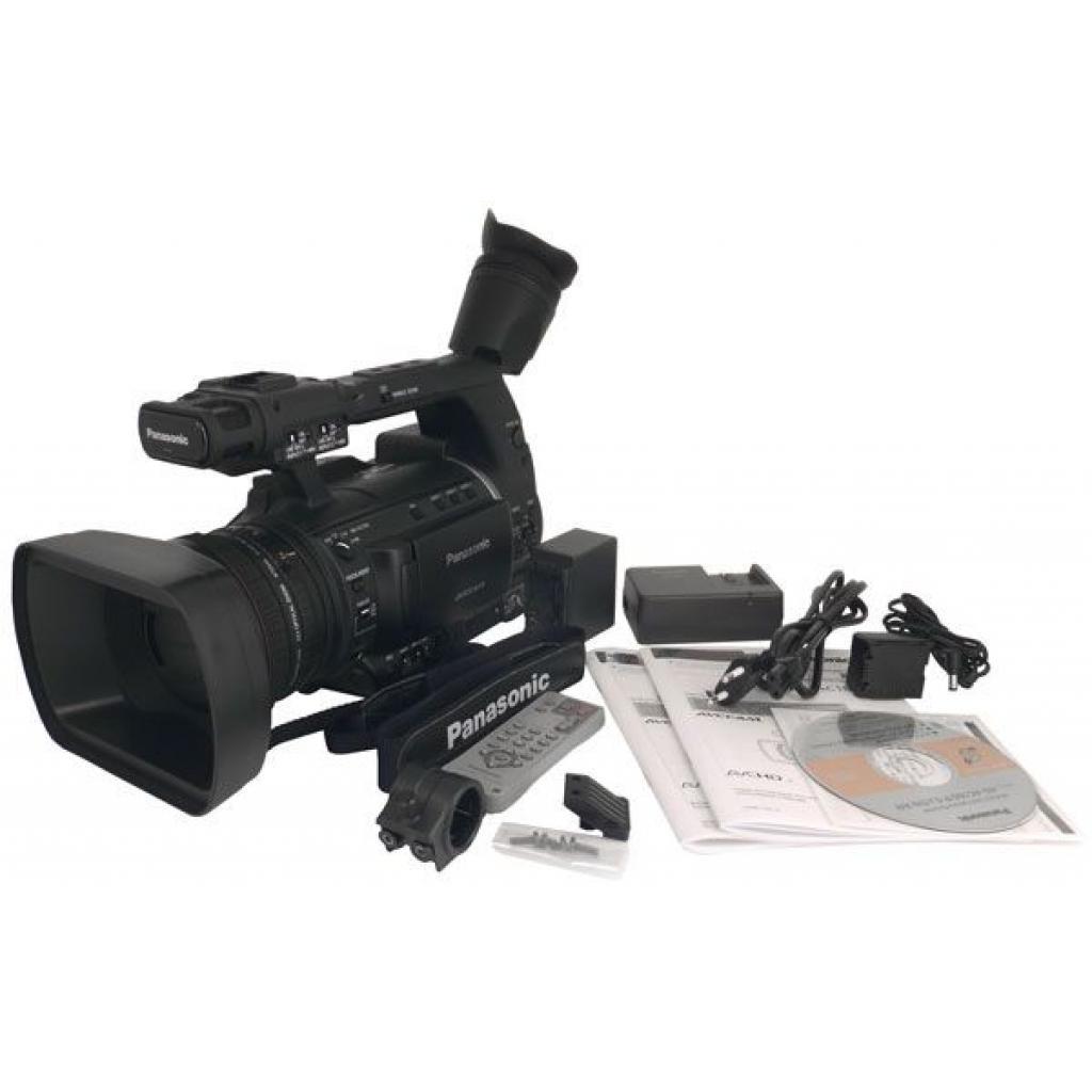 Цифровая видеокамера PANASONIC AG-AC160EN (AG-AC160AEN/AG-AC160EN) изображение 6