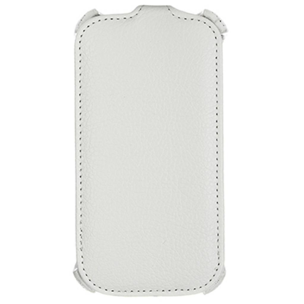 Чехол для моб. телефона для LG L90 (White) Lux-flip Drobak (211579)