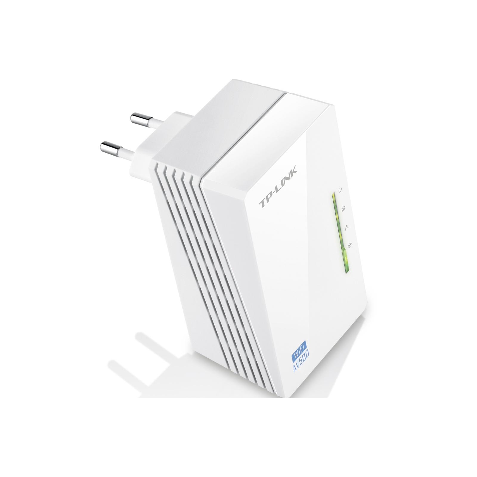 Адаптер Powerline TP-Link TL-WPA4220 изображение 3
