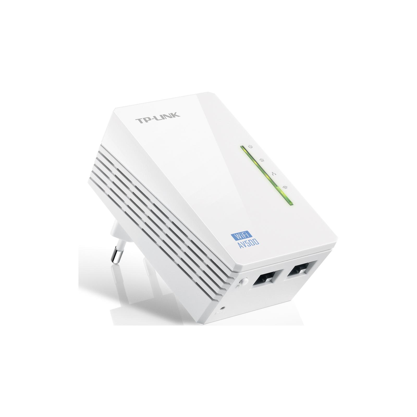 Адаптер Powerline TP-Link TL-WPA4220 изображение 4