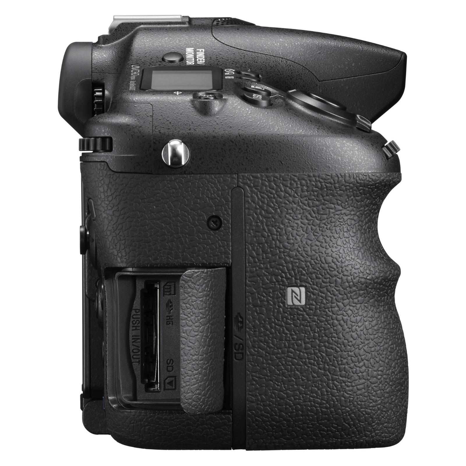 Цифровой фотоаппарат SONY Alpha 77M2 kit 16-50 f/2.8 black (ILCA77M2Q.CEC) изображение 4